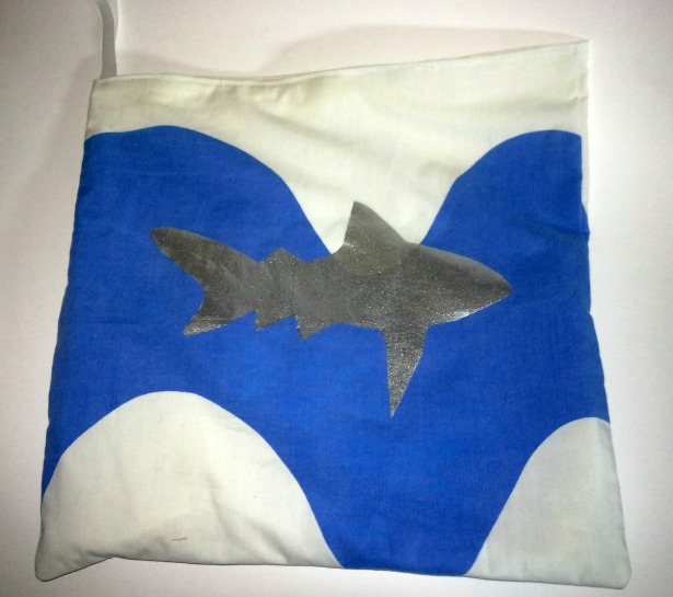 shark week bag