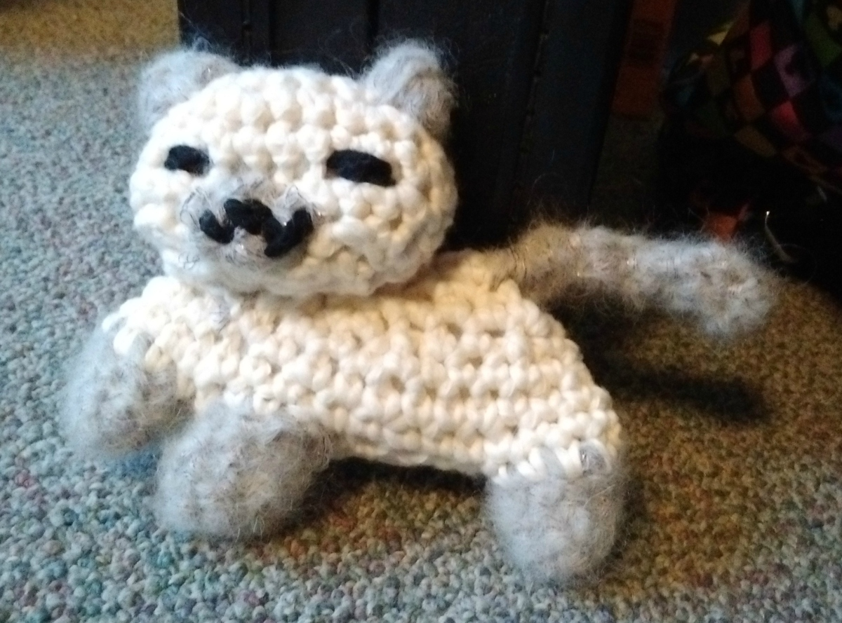 crochet cat 20160622 (1)