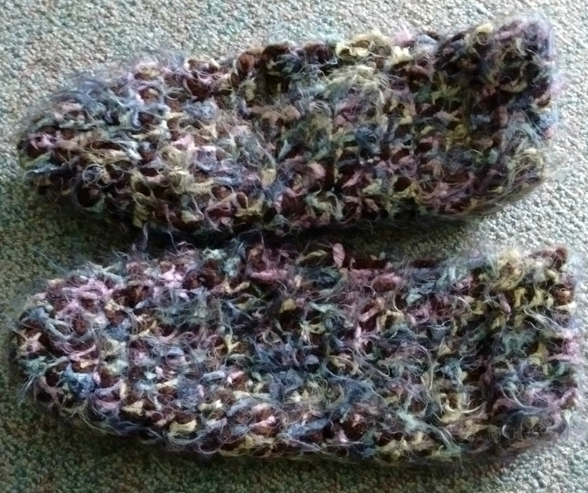 crochet slippers fuzz 1.jpg