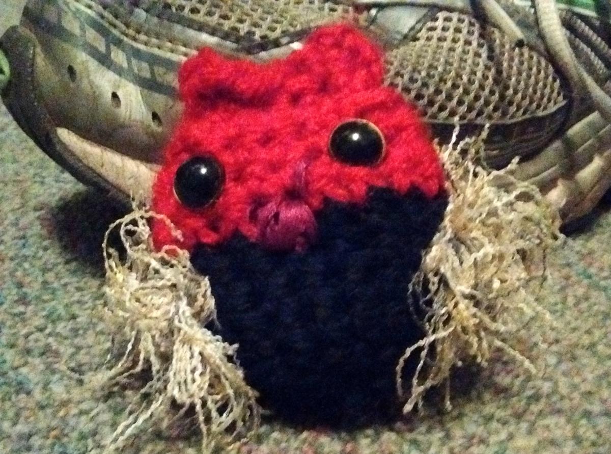 crochet owl 01